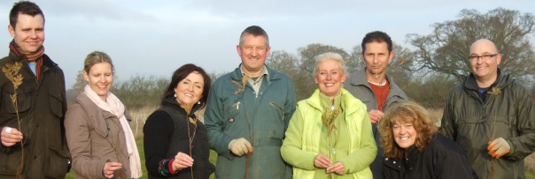 CSR and tree planting in The Heart of England Forest 1